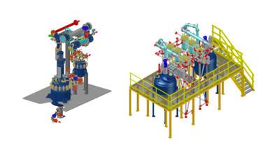 Reactor Systems 3V Tech